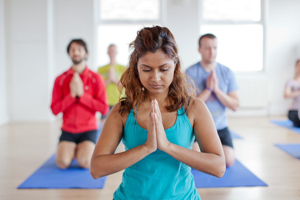 Is Yoga 'Spiritual'?