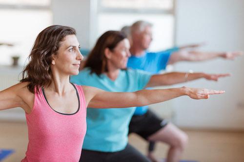 Book A Yoga Class