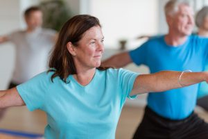Monday In-Person Beginners Yoga Course